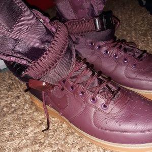 Nike air force one sf